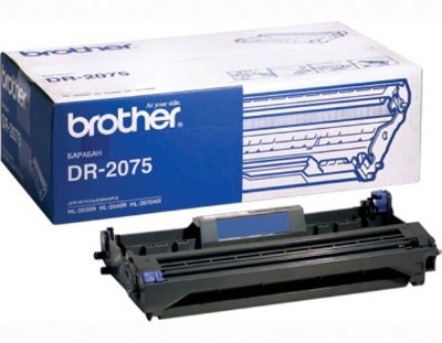 Барабан Brother DR-2075 для HL2030 / HL2040 / HL2070N / DCP7010 / DCP7025 / MFC7420 / MFC7820N / FAX2825 / FAX2920