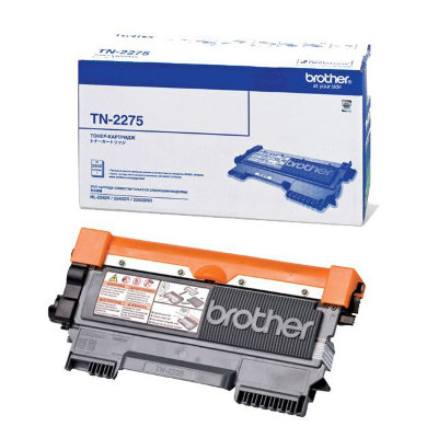 Картридж Brother TN-2275 для HL2230 / HL2240 / HL2240D / HL2250DN / DCP7060 / DCP7065 / DCP7070 / MFC7360 / MFC7860 / FAX2845 / FAX2940